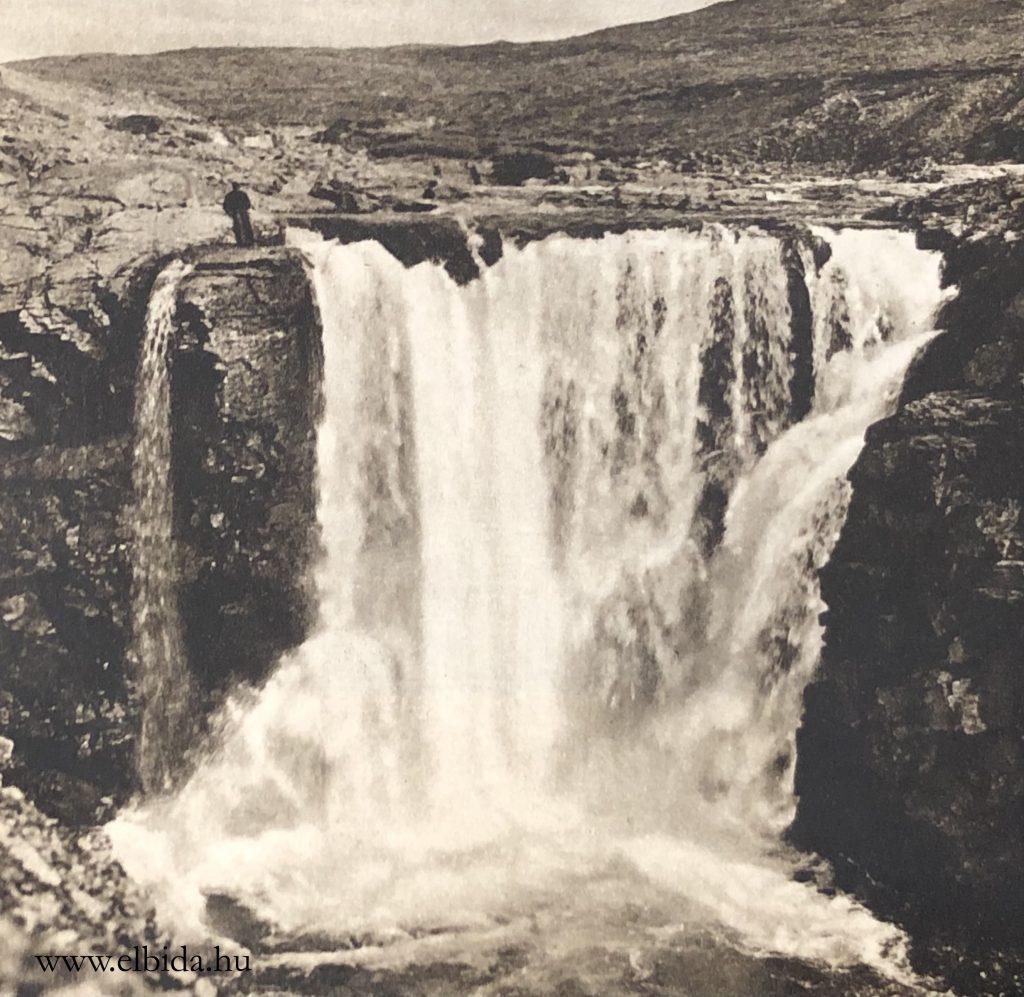 Pihtsusköngäs vízesés